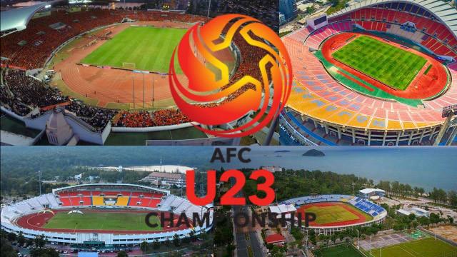 U23 Thái Lan,U23 Việt Nam,VCK U23 châu Á 2020