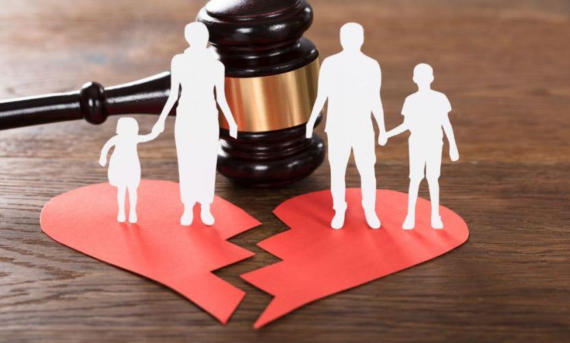 ly dị,ly hôn,sống ly thân,hôn nhân không hợp pháp,chia tài sản ly hon,chia con cái khi ly hôn