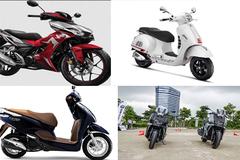 Loạt xe máy hot ra mắt tháng 7 hút người tiêu dùng