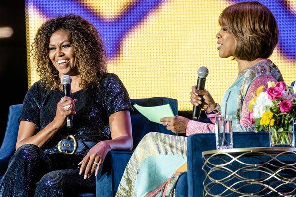 Michelle Obama,cựu đệ nhất phu nhân Mỹ,Barack Obama,đời sống tính dục