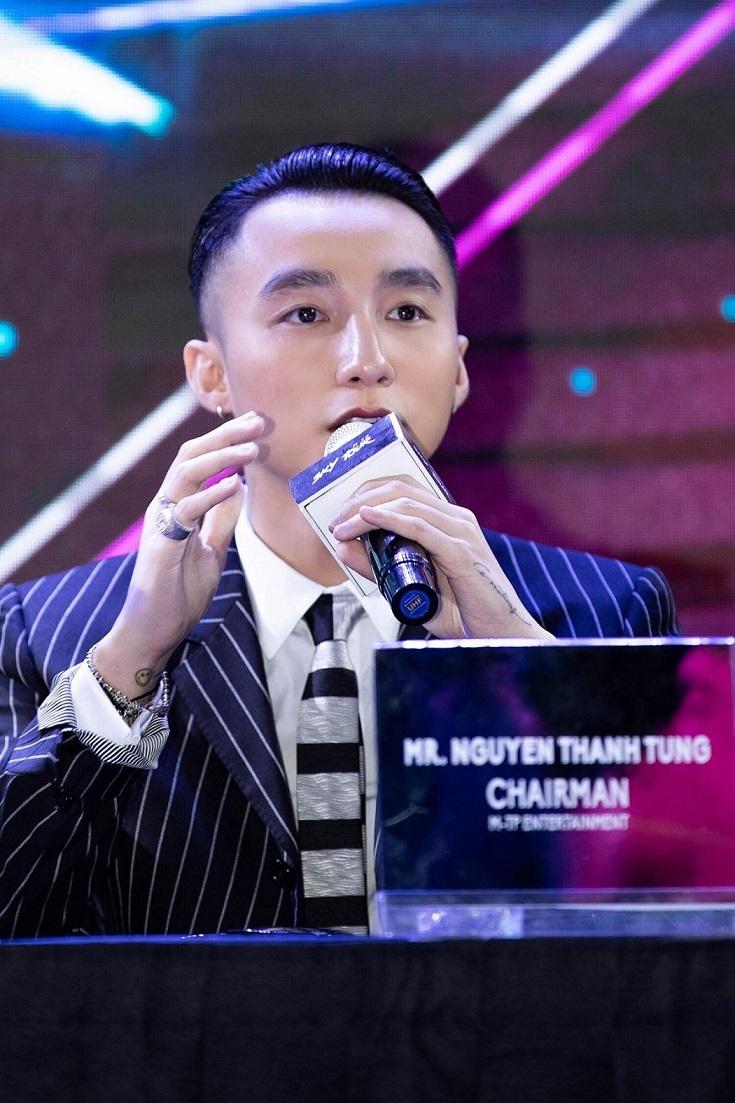 Khán giả 12 tuổi trở lên mới được xem tour diễn của Sơn Tùng