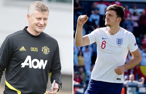 MU,Harry Maguire,Solskjaer,Arsenal,Real Madrid,Mariano Diaz