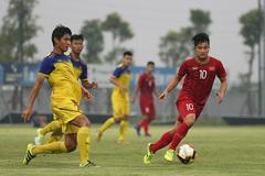 BXH U18 Việt Nam tại giải U18 Đông Nam Á 2019