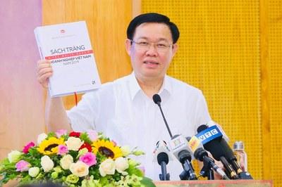 Con số bất ngờ từ Sách trắng Doanh nghiệp Việt Nam 2019