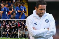 """Chelsea bị """"đàn em"""" cầm hòa, Lampard ra mắt kém vui"""