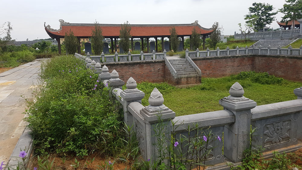 Văn Miếu Vĩnh Phúc 'công trình muôn đời' 271 tỷ thành vườn hoang