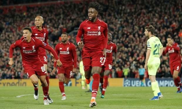 Liverpool trọng thưởng 'người hùng' vụt sáng cup C1
