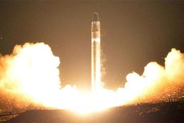 Thú nhận sốc của Mỹ về tên lửa Triều Tiên