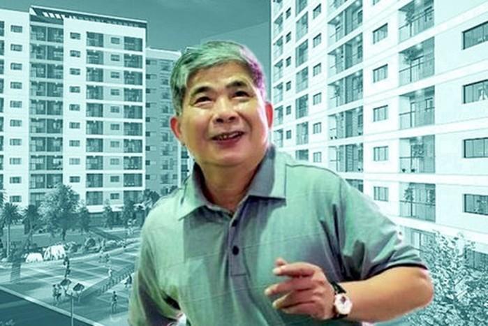 sếp bất động sản,khởi tố,dự án bất động sản