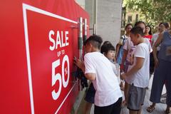 Vincom Red Sale 2019: thương hiệu giảm giá vượt ngưỡng 50%