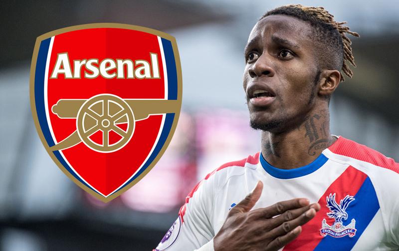 Arsenal tung chiêu độc lấy chữ ký Zaha