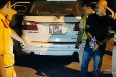 CSGT Nghệ An đón lõng tài xế xăm trổ chở heroin, ma túy đá trên ô tô