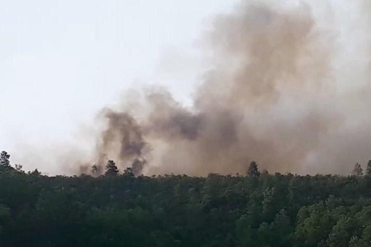 Liên tiếp cháy rừng ở Quảng Nam, hàng trăm ha thành tro