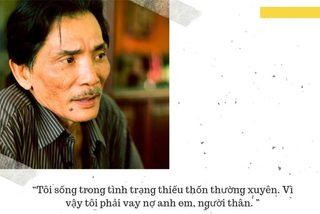 Những sao Việt tuổi trẻ lừng lẫy, xế chiều phá sản, nợ nần