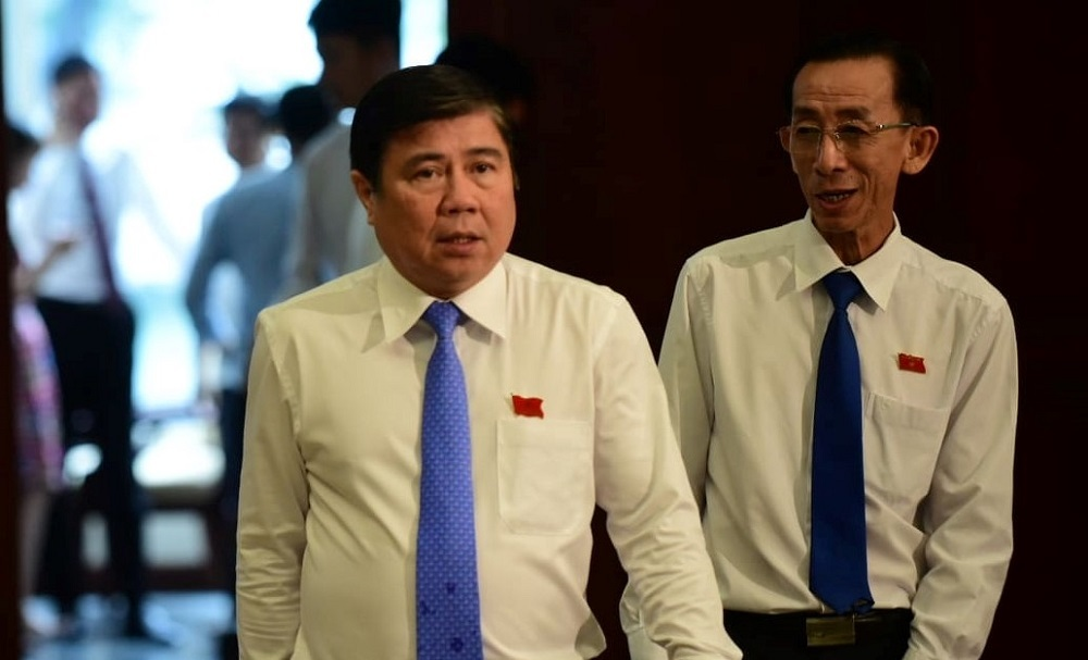 Ông Lê Nguyễn Minh Quang đã được cho thôi việc
