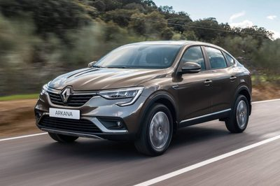 SUV Pháp 'đẹp long lanh' giá chỉ 370 triệu đồng tại Nga