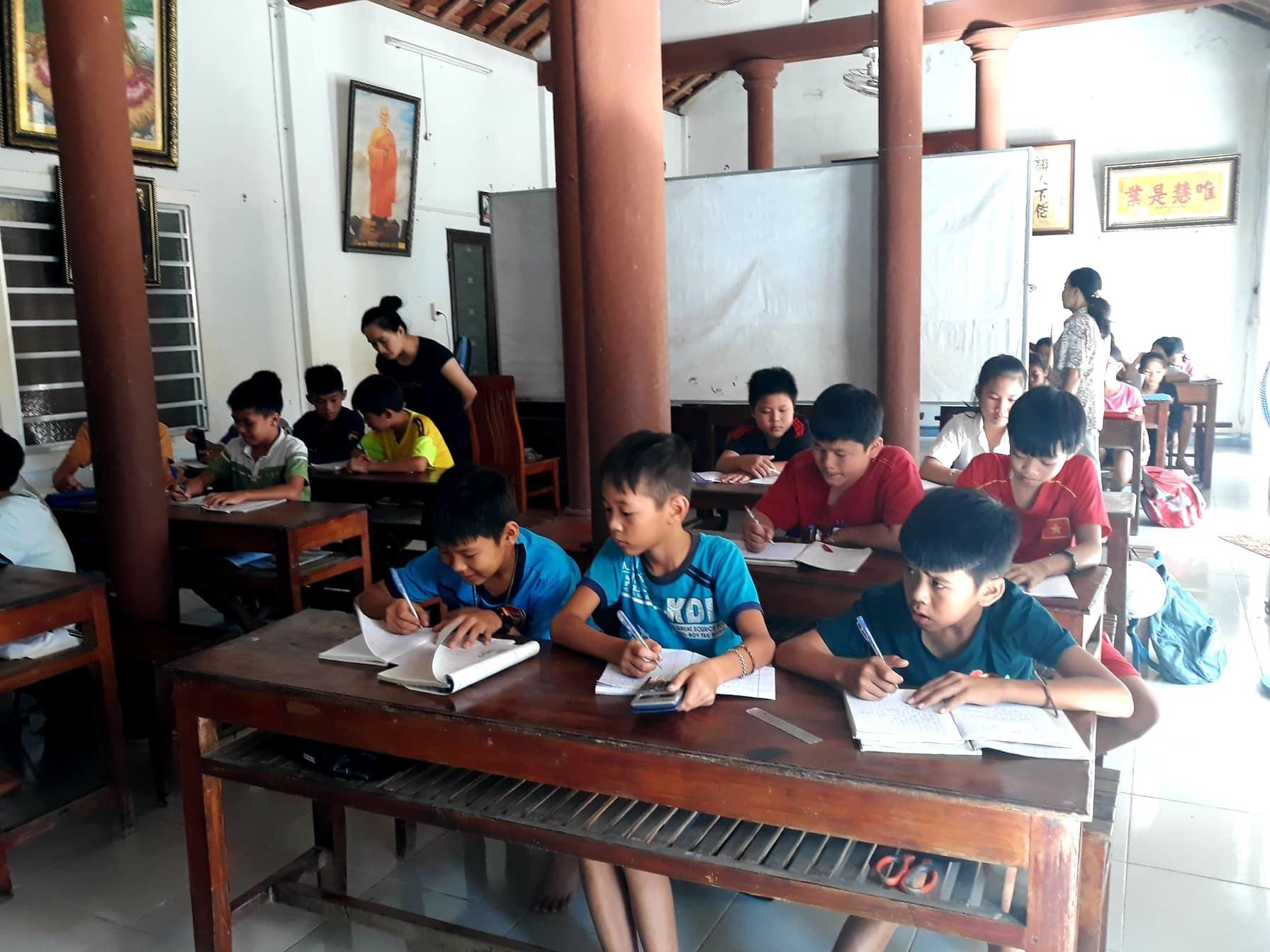 Quảng Trị,học sinh,học hè