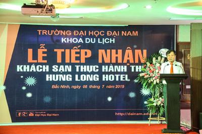 ĐH Đại Nam khai trương khách sạn thực hành thứ 3 cho SV ngành du lịch