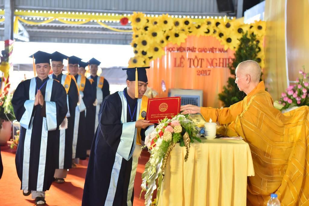 Những trường được đào tạo tiến sĩ Phật học ở Việt Nam