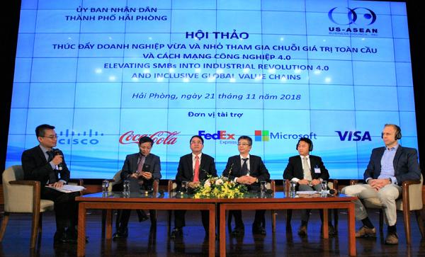 Phát triển bền vững - 'từ khóa' quan trọng của doanh nghiệp FDI