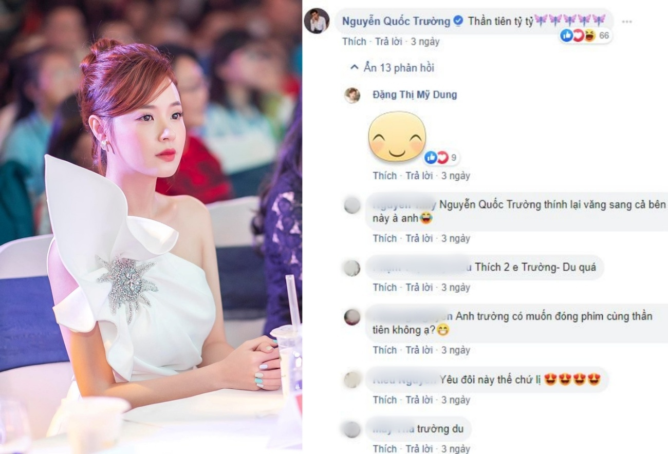 Quốc Trường,Bảo Anh,Bảo Thanh,Mai Phương Thúy,Tiểu Vy,Midu,Quỳnh Nga