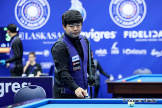 Binh Duong to host international three-cushion billiards event