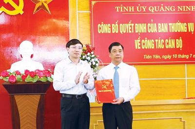 Nhân sự mới Quảng Ninh, Quảng Nam, Cần Thơ