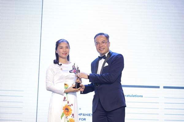 Sun Group nhận giải Doanh nghiệp có môi trường làm việc tốt nhất Châu Á 2019