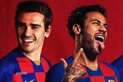 Barca ra mắt Griezmann, tung chiêu ký Neymar