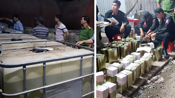Hàng chục đại lý ở Cần Thơ bán xăng của đại gia Trịnh Sướng