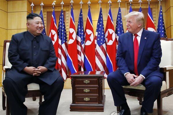 Donald Trump,Kim Jong Un,thượng đỉnh Mỹ Triều,thượng đỉnh Trump Kim,cấm vận,giải trừ hạt nhân,phi hạt nhân hóa