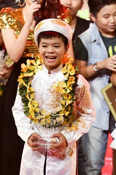 Quang Anh,The Voice Kids