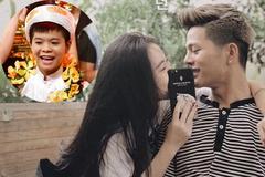 Quán quân The Voice Kids Quang Anh công khai bạn gái ở tuổi 18