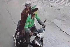 Truy tìm kẻ cứa cổ tài xế GrabBike để cướp xe ở Sài Gòn