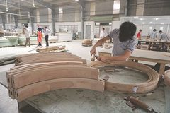 VN enterprises see positive prospects for woodwork exports