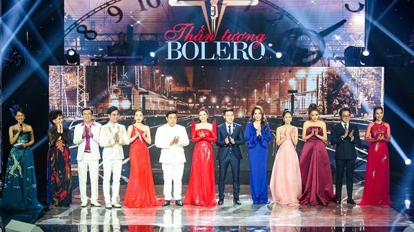 'Nàng thơ' của Ngọc Sơn - Giang Hồng Ngọc đăng quang Thần tượng Bolero 2019