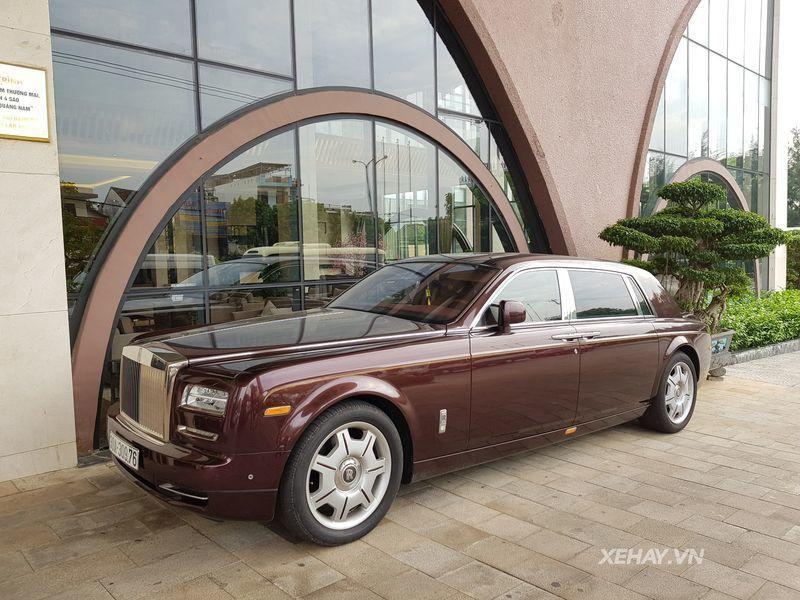 Rolls-Royce,Lê Thanh Thản,siêu xe