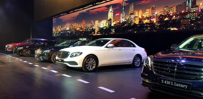 xe sang,EVFTA,thuế nhập khẩu ô tô,nghị định 116,ô tô nhập khẩu