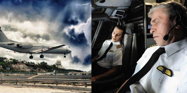 sự cố hàng không,phi công