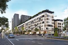 An cư, đầu tư vững chắc tại shophouse Apec Diamond Park Lạng Sơn