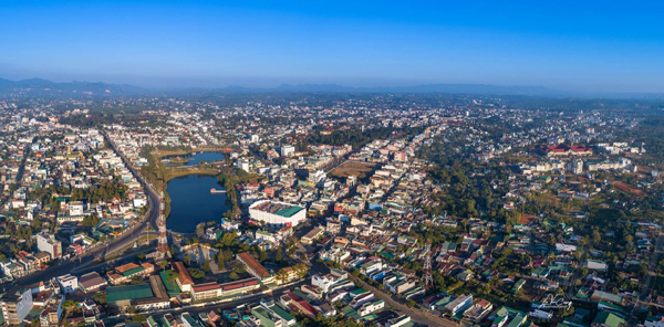 Chớp 'thiên thời, địa lợi, nhân hòa' đầu tư Bảo Lộc Golden City