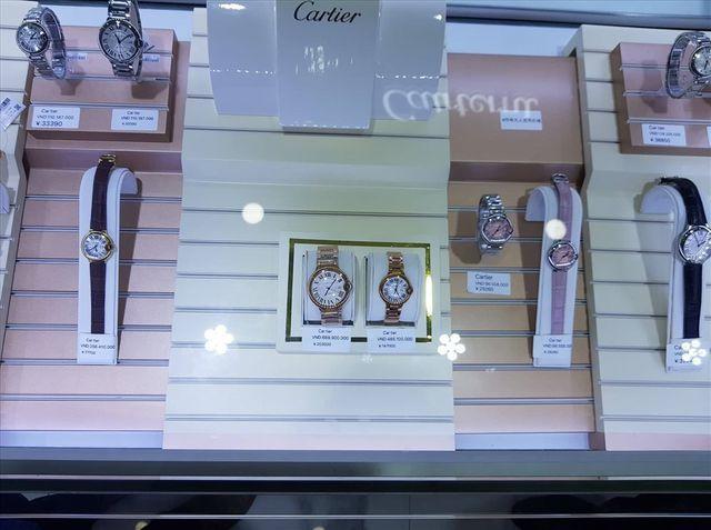 Trung tâm mua sắm Asean Quảng Ninh: Đồng hồ hàng hiệu 'rởm' giá 400 triệu
