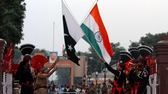 đấu súng,đấu pháo,đọ hỏa lực,Pakistan,Ấn Độ,Kashmir