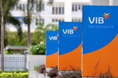 6 tháng đầu 2019, lợi nhuận VIB đạt 1.820 tỷ đồng, tăng trưởng 58%