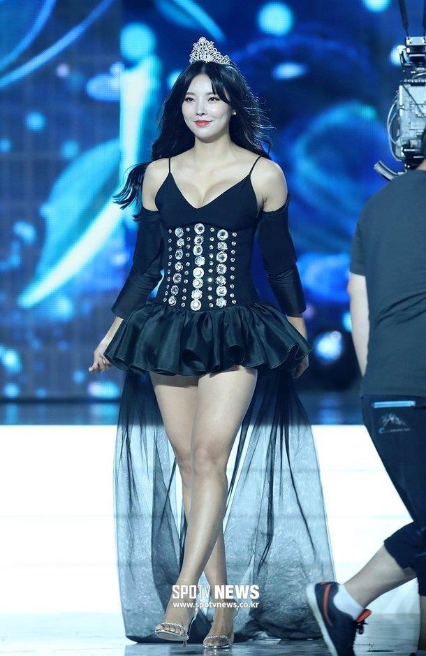 Thi quốc phục cách tân quá đà, Hoa hậu Hàn Quốc 2019 vướng chỉ trích nặng nề