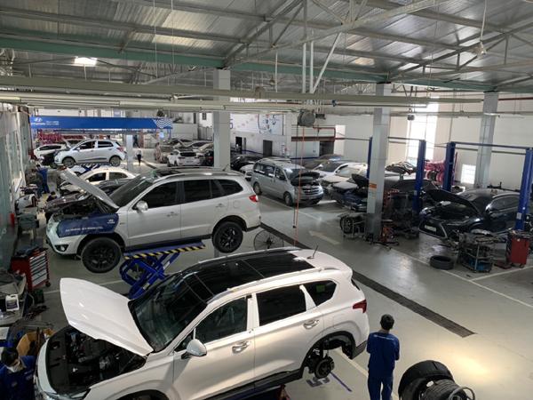 Đại lý bán xe ô tô Hyundai uy tín ở miền Bắc