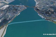 Chuẩn bị xây hầm xuyên biển lớn nhất VN, Quảng Ninh tiết kiệm 2.000 tỷ đồng/năm