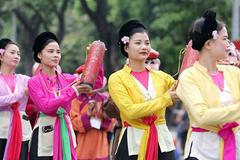 Lễ hội đường phố mừng 20 năm Hà Nội - Thành phố vì hoà bình