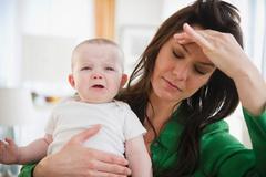 Trầm cảm sau sinh, mối nguy hiểm khôn lường
