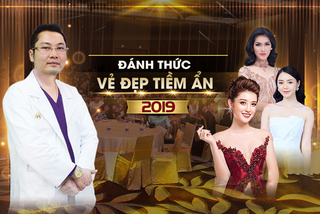 Viện thẩm mỹ Y khoa Dr.Hải Lê - 10 năm 'đánh thức vẻ đẹp tiềm ần'